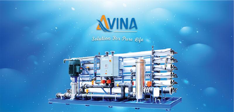AVINA - Hệ thống lọc nước công nghiệp