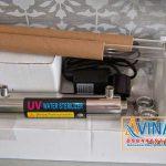 Bộ đèn diệt khuẩn UV 3GPM