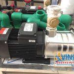 Bơm cấp nước đầu nguồn 8-40 công suất 1.5KW