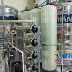 Cấu tạo hệ thống lọc nước tinh khiết công suất 1.000L/H