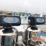 Cột lọc inox trong hệ thống lọc nước