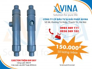 Giá bán lẻ ejector trộn khí oxy