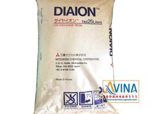 Hạt cation UBK08 Diaion sản xuất tại Hàn Quốc