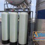 Hệ thống lọc nước sinh hoạt lưu lượng 2M3/H