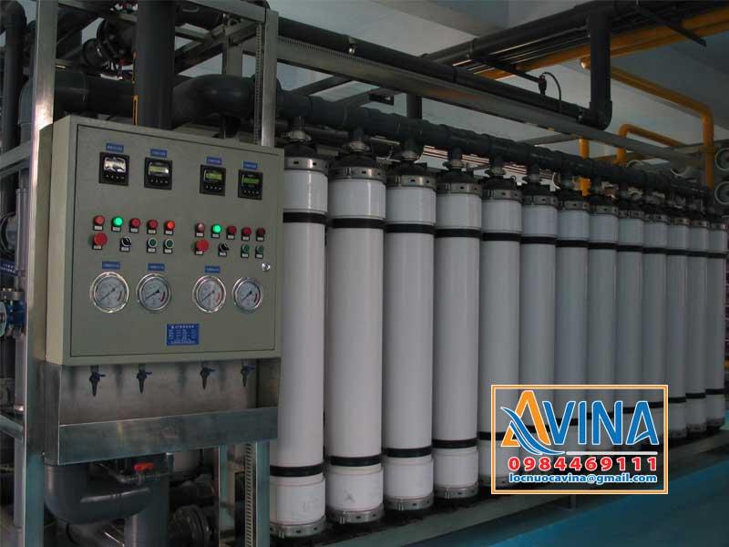 Hệ thống lọc UF công nghiệp màng 8060