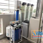 Hệ thống lọc nước sinh hoạt tiền xử lý cho máy lọc nước tinh khiết R.O
