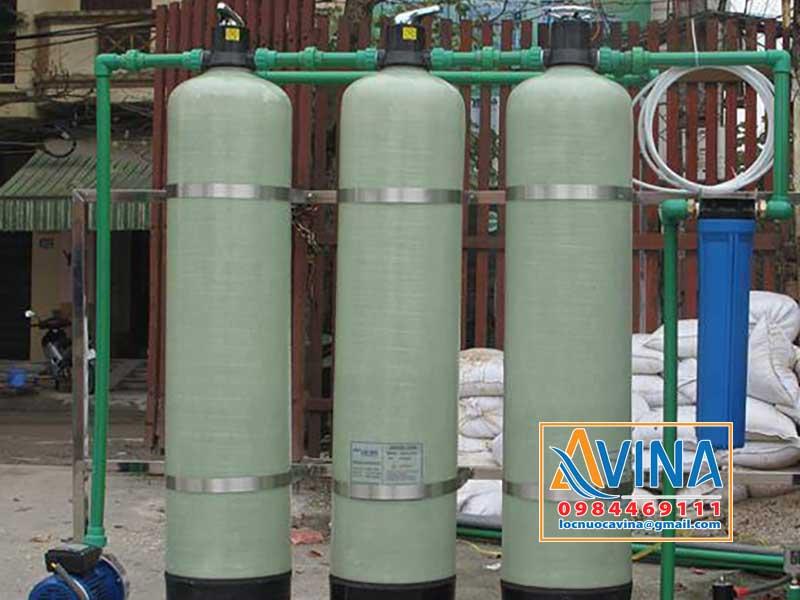 Hệ thống lọc nước sinh hoạt 2M3/H
