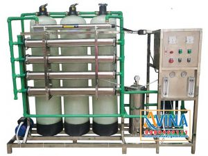 Hệ thống lọc nước tinh khiết công suất 1.000L/H