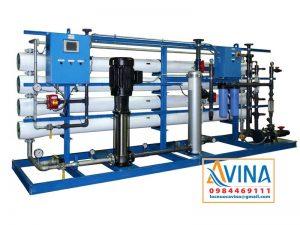 Hệ thống lọc nước tinh khiết R.O công suất 12M3/H