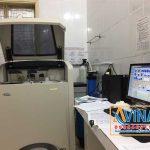 Tiền xử lý trước R.O cung cấp nước tinh khiết cho máy xét nghiệm