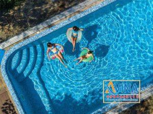 Hệ thống xử lý nước bể bơi tuần hoàn