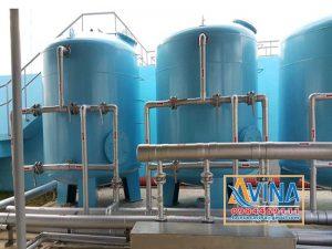 Hệ thống xử lý nước thải ngành dệt nhuộm