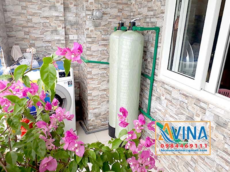 Hệ thống lọc nước sinh hoạt đa tầng cho biệt thự