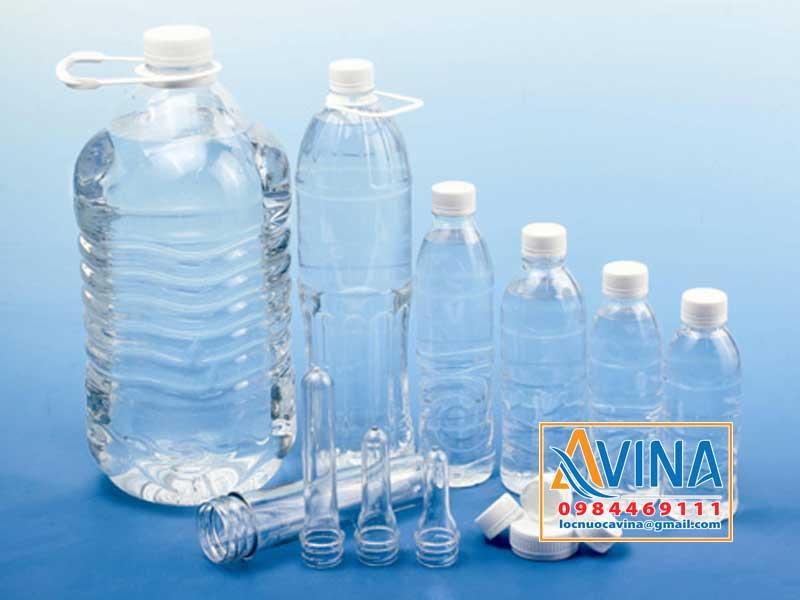 Quy chuẩn kỹ thuật quốc gia đối với nước uống đóng chai