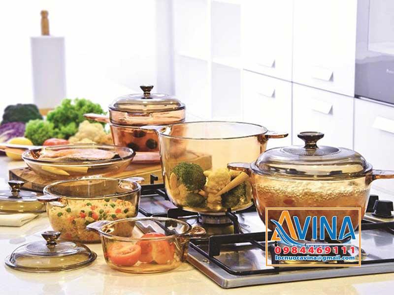 Quy chuẩn nước ăn uống trong hộ gia đình