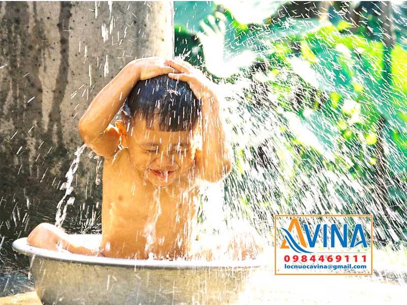 Quy chuẩn nước sinh hoạt